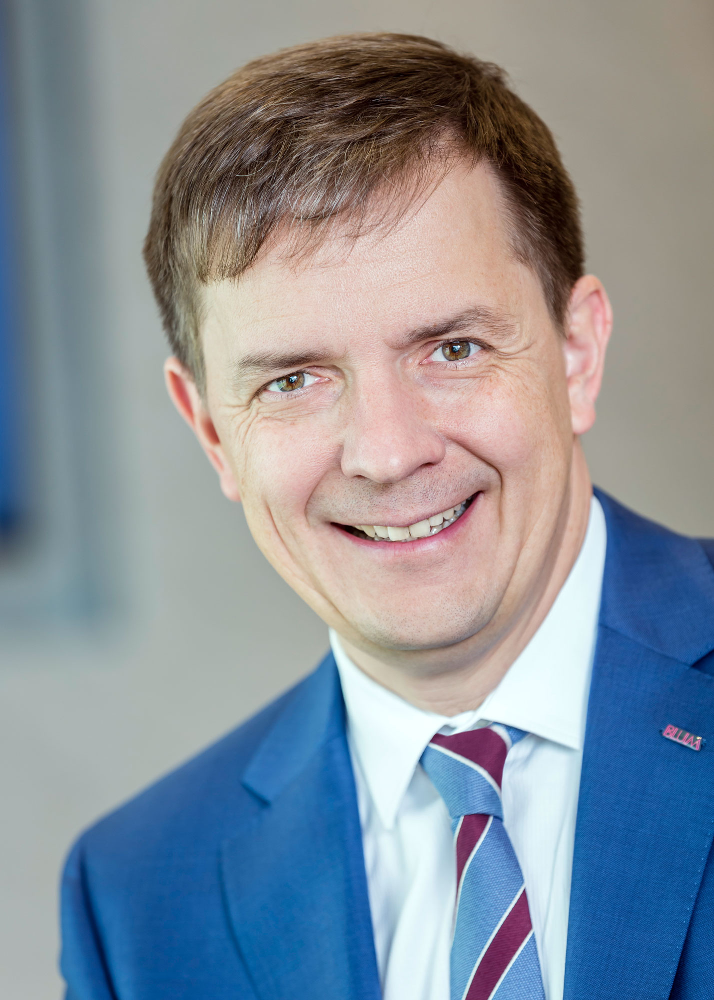 Alexander Blum, CEO of Blum-Novotest GmbH