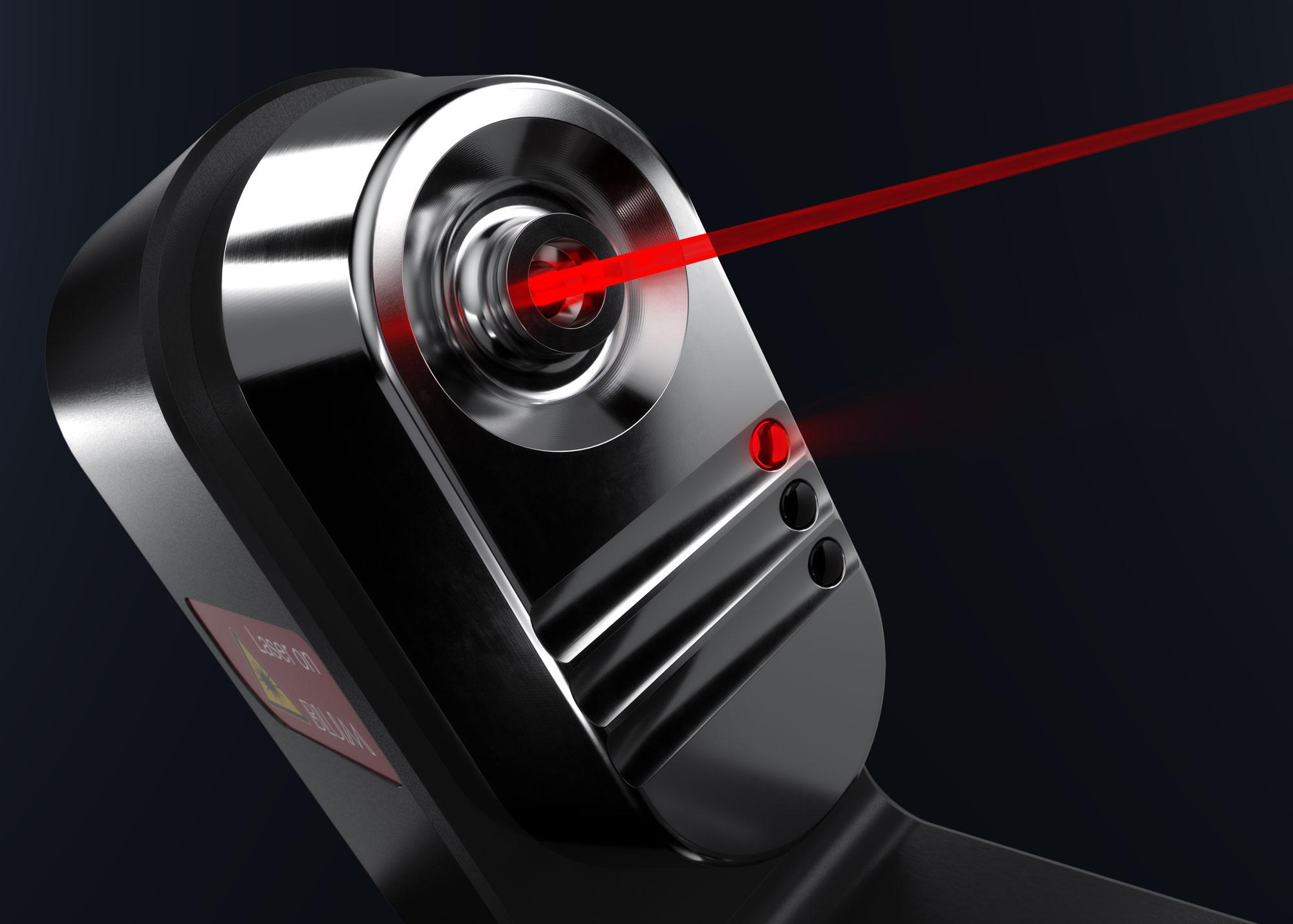 Lasermesssystem