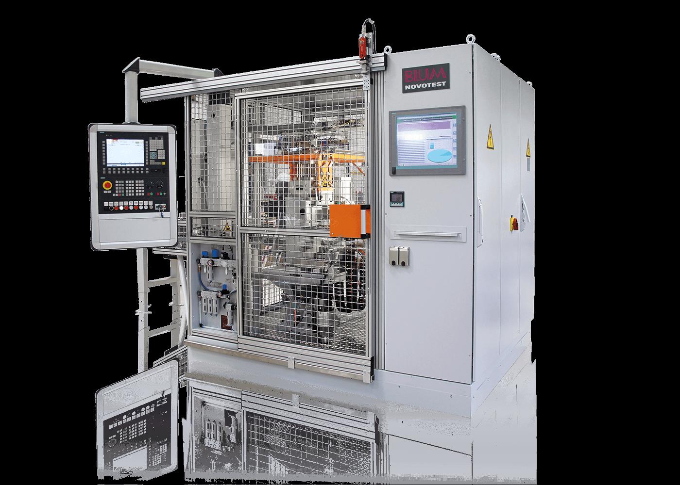 machine for testing