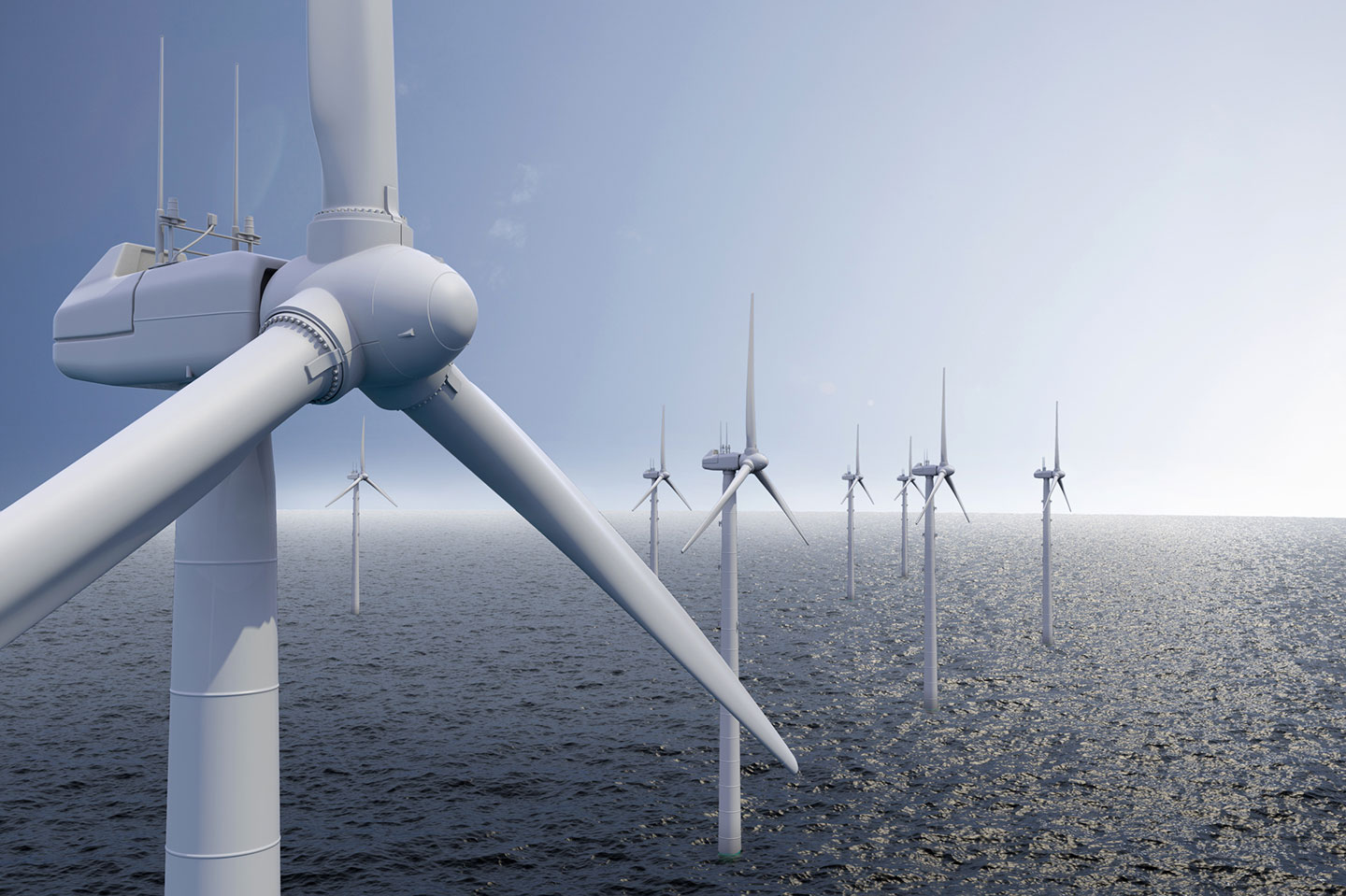 Blum-Novotest is also represented in the wind power and energy sector