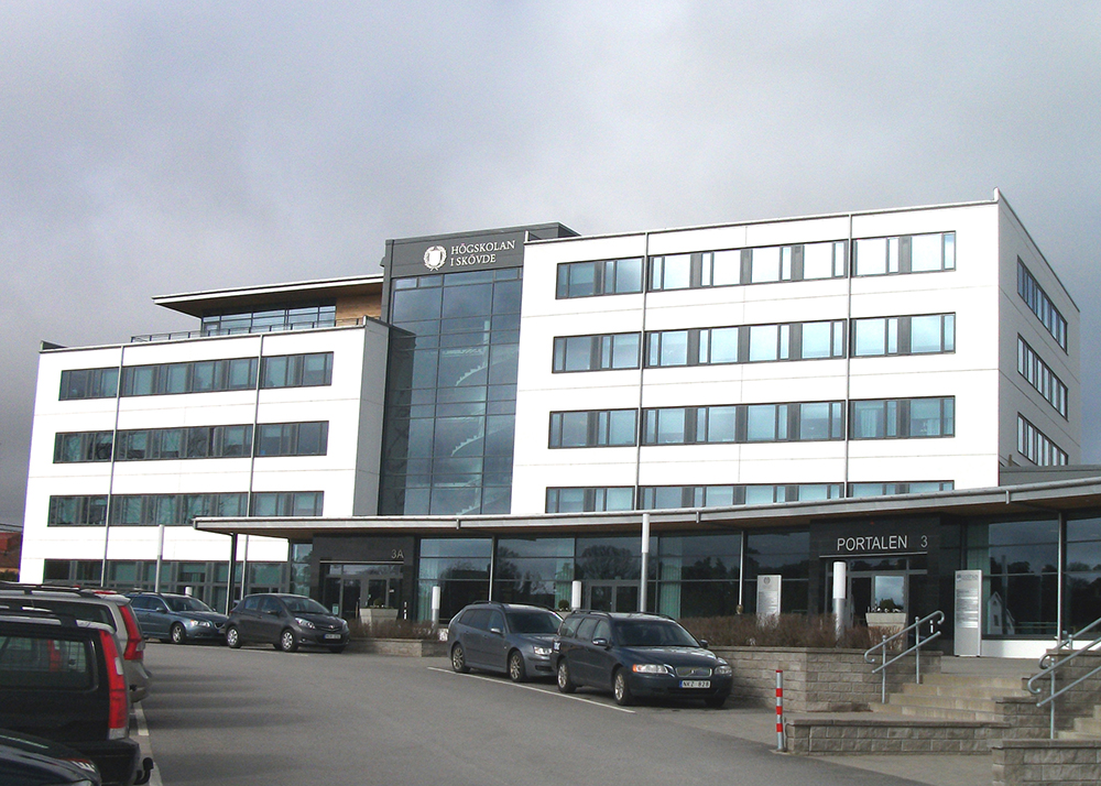 Blum-Novotest subsidiary building in Sweden
